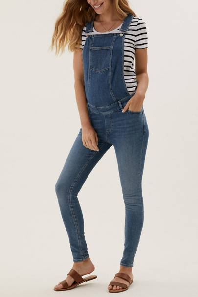 Best Maternity Overalls - Stretch Fabric
