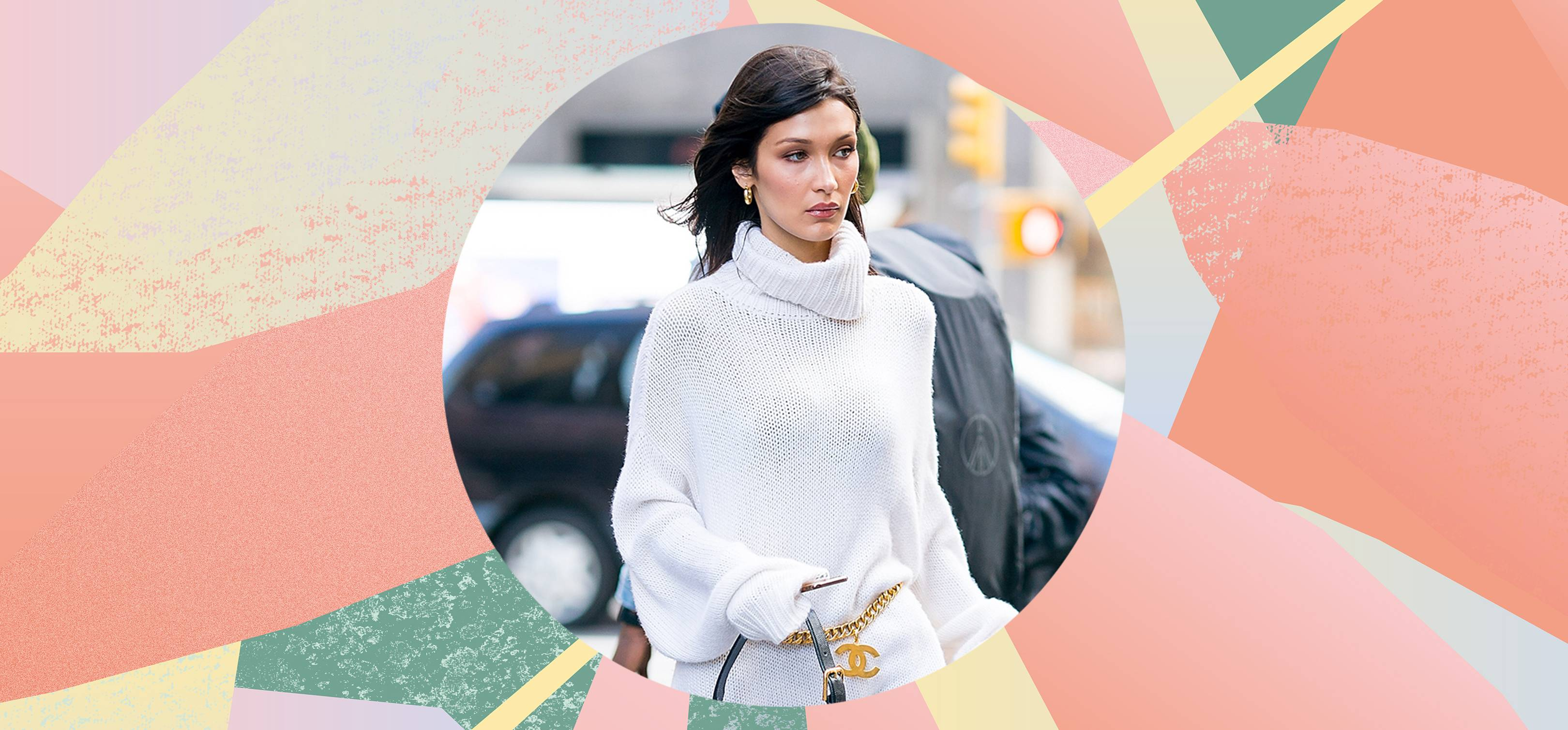 2880dc87 Bella Hadid Style File: The Supermodel's Fashion, Style and Dresses |  Glamour UK