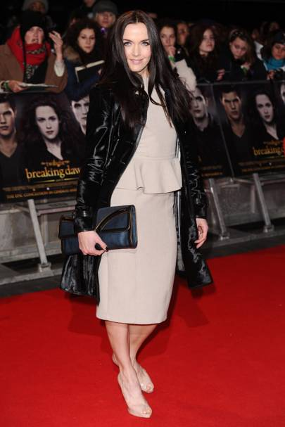 Victoria Pendleton at the UK Premiere of Breaking Dawn 2