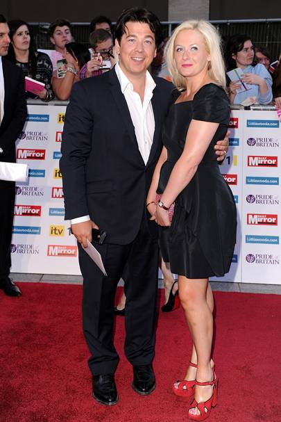 Michael McIntyre & Kitty Ward
