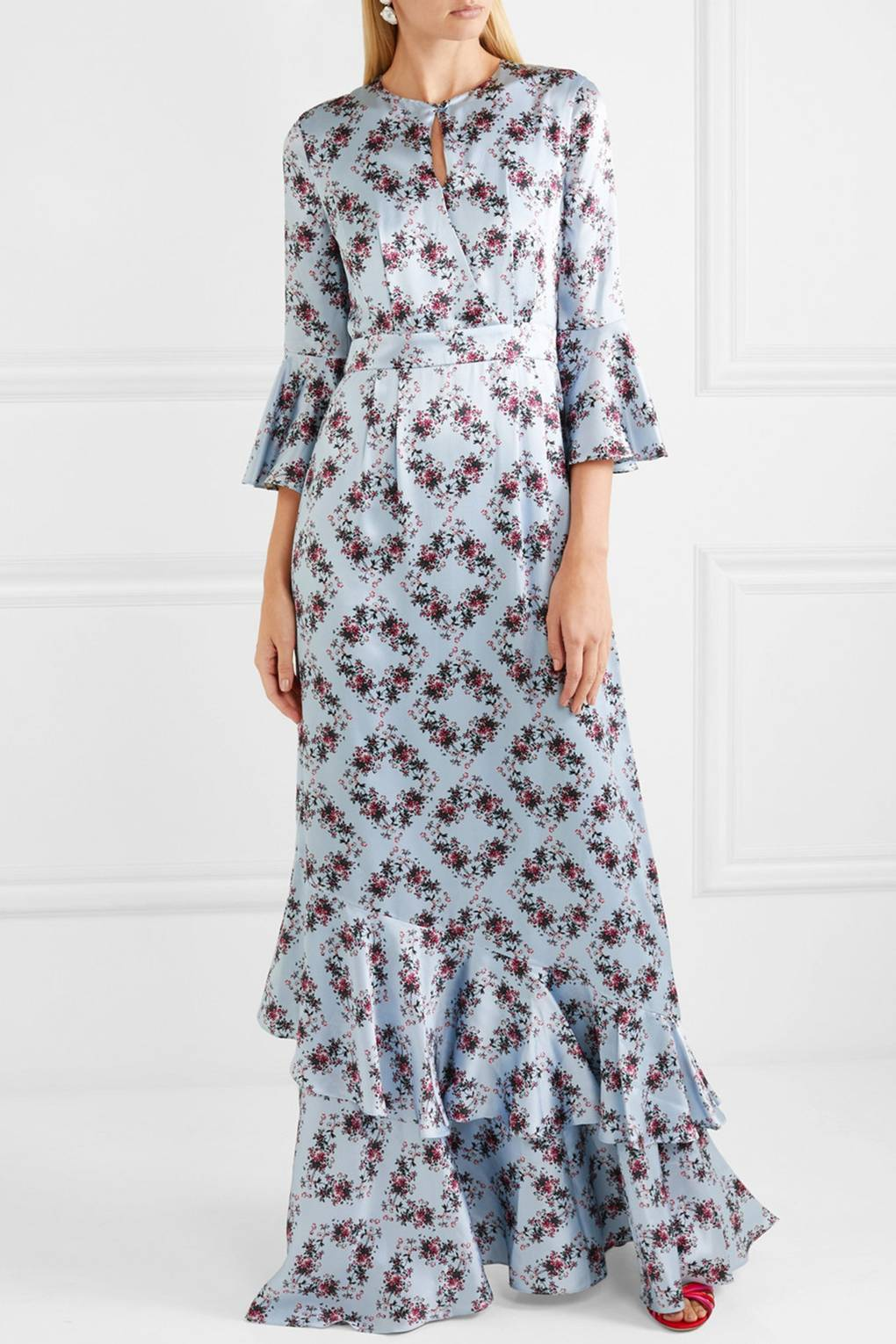 Floral Dresses 2018 The Best Summer Floral Dresses Glamour Uk
