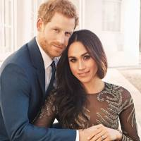 Prince Harry + Meghan Markle = 87%