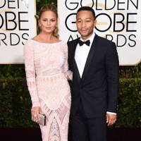 Chrissy Tiegen & John Legend