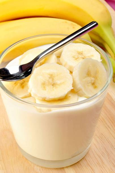 Banana and Yoghurt