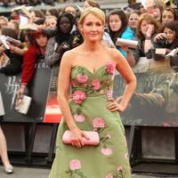 DON'T #13: JK Rowling at the Harry Potter premiere, July