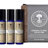 Aromatherapy rollerballs