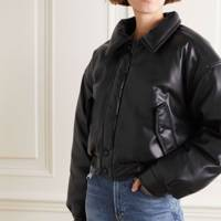 Christmas gifts for vegans: the vegan leather jacket