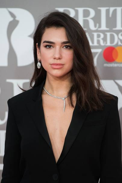 Dua Lipa S Best Hair Makeup Amp Beauty Looks Ever Glamour Uk