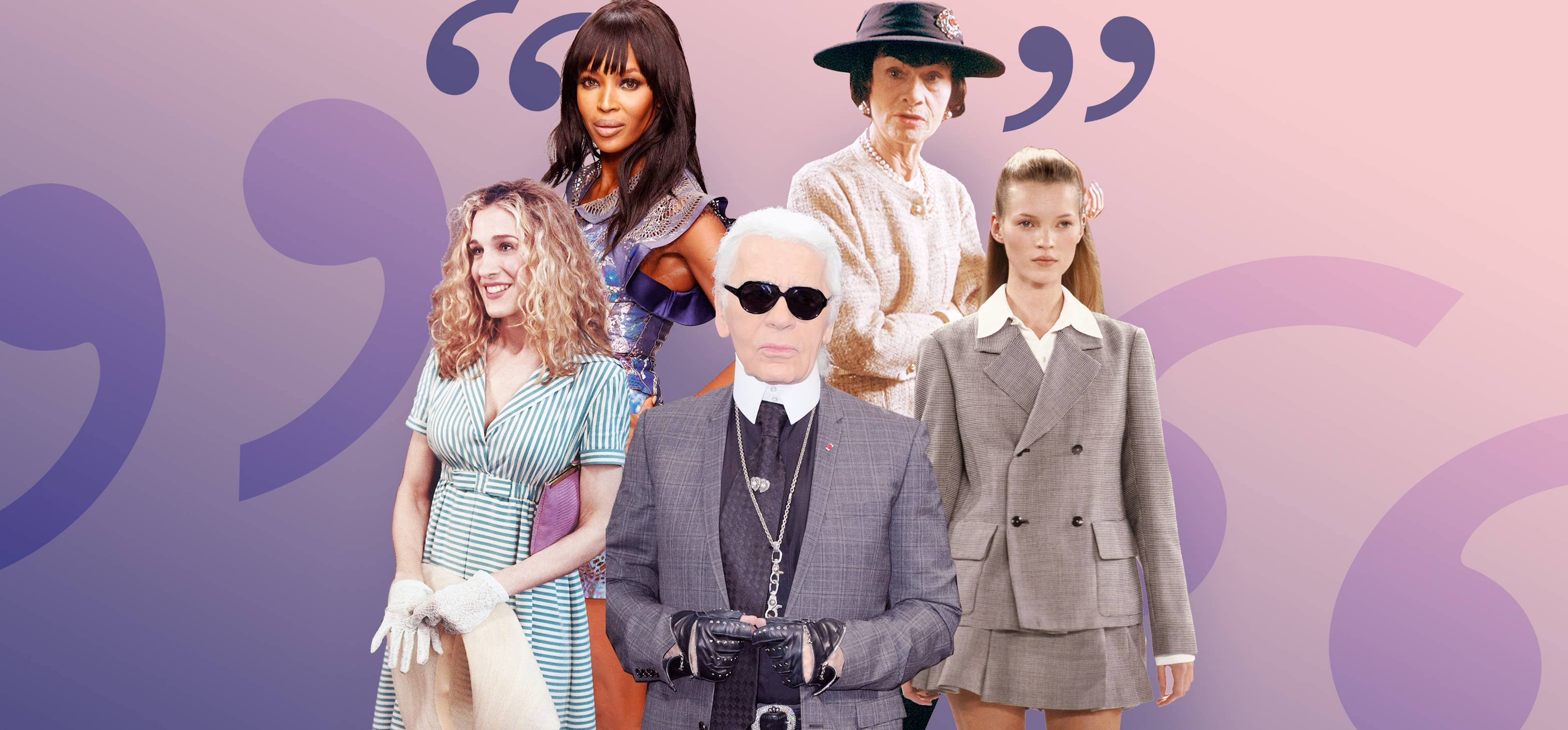 27 Best Fashion Quotes Of All Time Glamour Uk