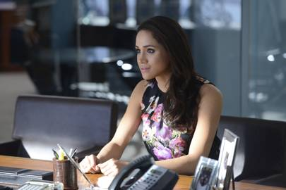 On Rachel Zane, Her Character in Suits