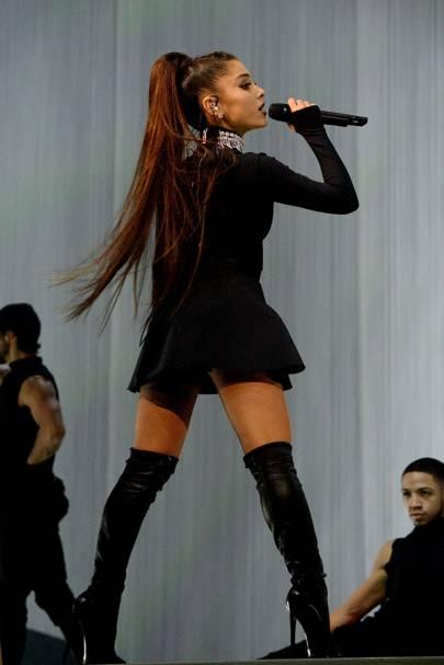 5ft 1in: Ariana Grande
