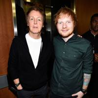 Paul McCartney & Ed Sheeran