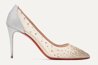 Designer Wedding Shoes: Christian Louboutin