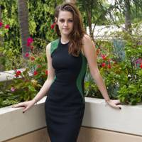 Kristen Stewart at a photocall for Breaking Dawn 2 in Los Angeles