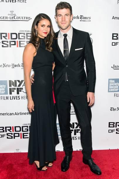 February: Nina Dobrev and Austin Stowell