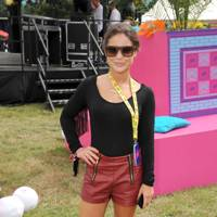 Louise Thompson at V Festival