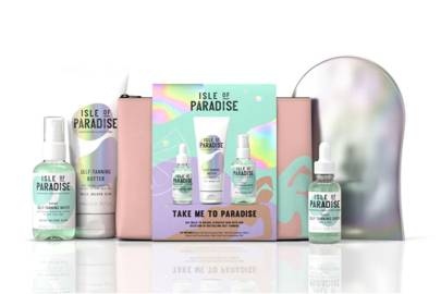 Christmas Beauty Gifts 2020: Isle of Paradise