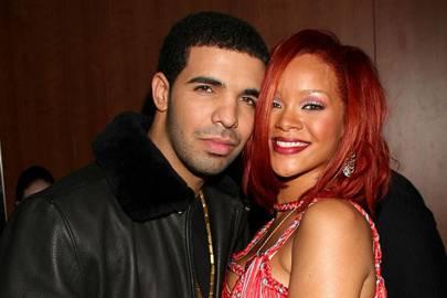 Drake Dating rihanna wieder