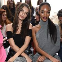 Emily Ratajkowski and Jourdan Dunn