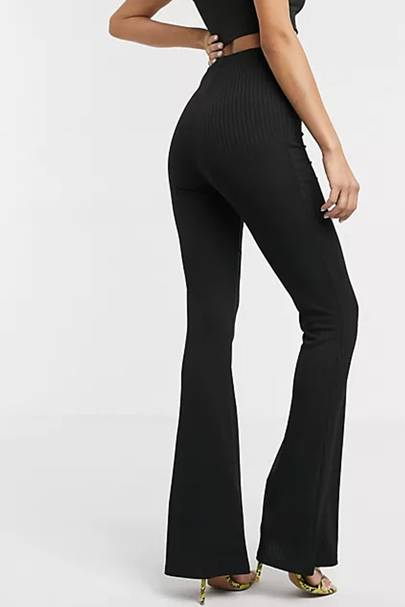 Tall flared leggings