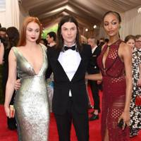 Sophie Turner, James Bay and Jourdan Dunn