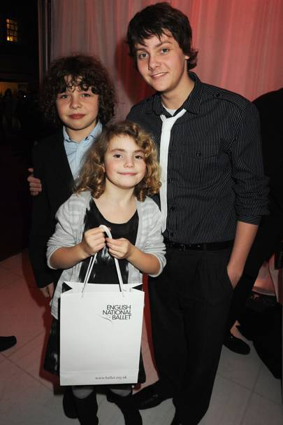 The Outnumbered kids