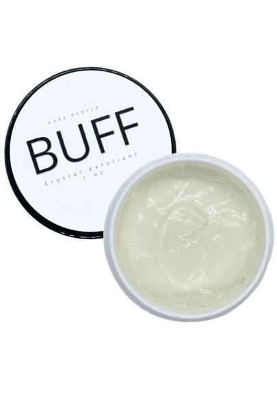 BUFF crystal exfoliant by Pore People