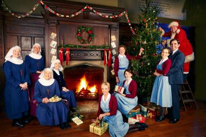Call the Midwife Xmas Special
