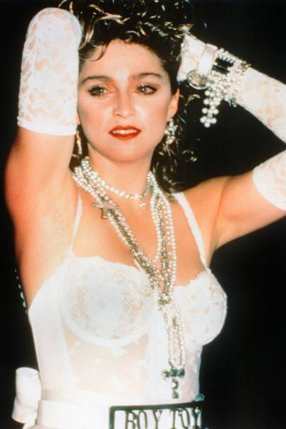 2. Madonna un-Like A Virgin