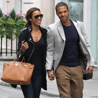 Rochelle Wiseman & Marvin Humes