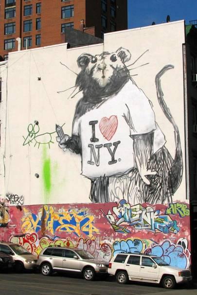 Banksy Fans
