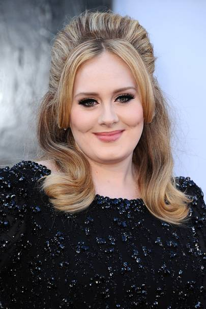 Best Bouffant: Adele