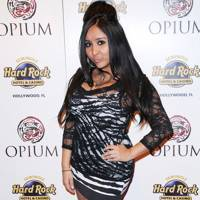 DON'T #20: Jersey Shore's Snooki at the Hard Rock Hotel, January