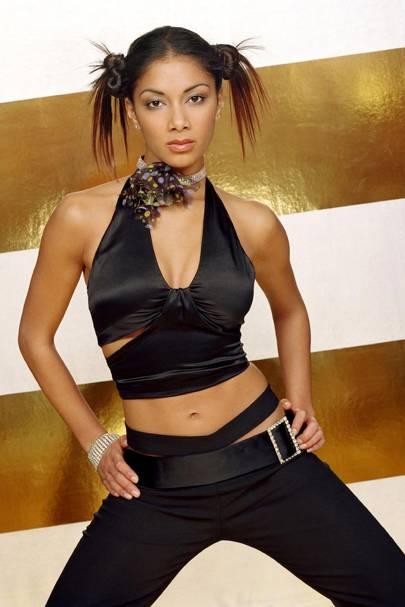 Nicole Scherzinger Style Fashion Evolution Gallery Glamour Uk