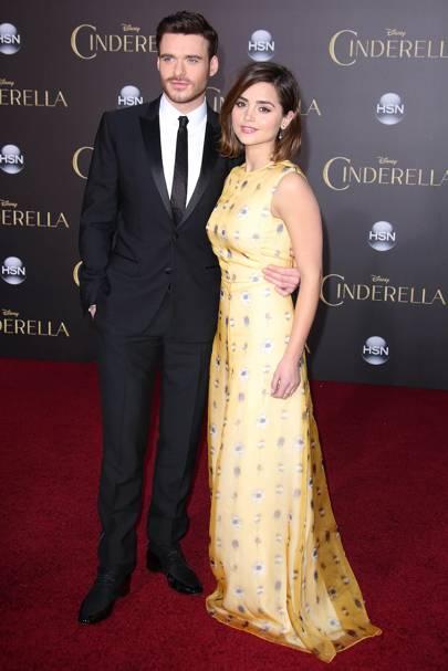 June: Jenna Coleman & Richard Madden