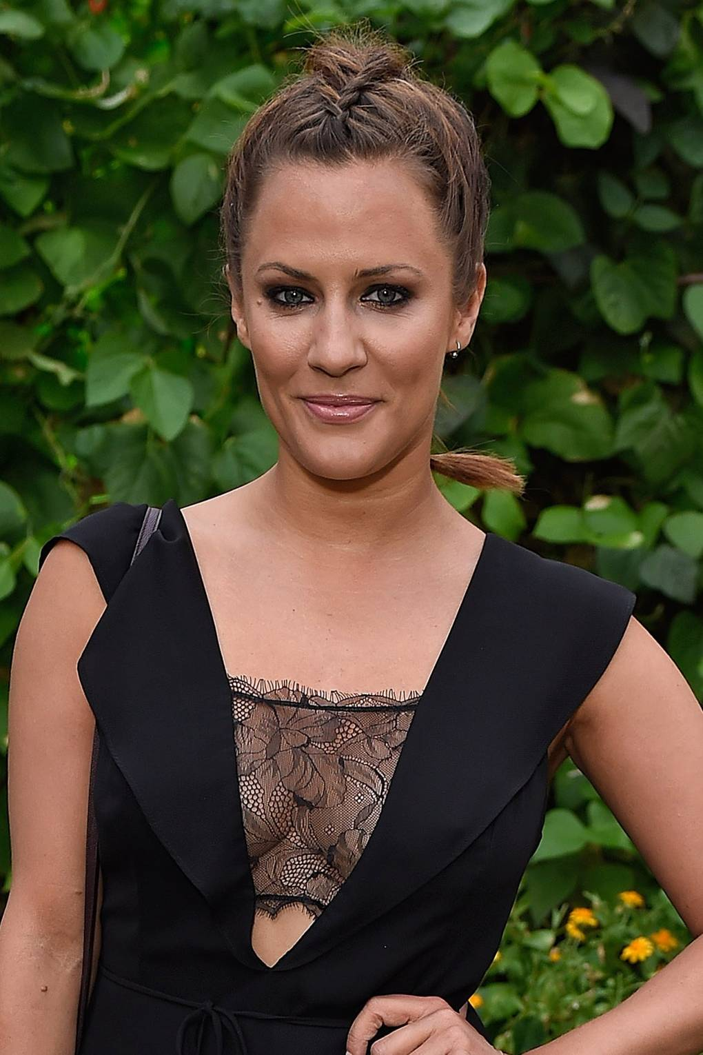 Famous People Named Caroline throughout caroline flack: look book - celebrity hair and hairstyles | glamour uk