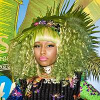 DON'T #4: Nicki Minaj's green curls - November