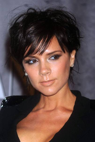 Victoria Beckham's hair; colours, bob, lob and extensions | Glamour UK