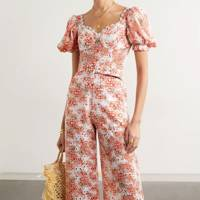 Best Wedding Guest Jumpsuits - Broderie Anglaise