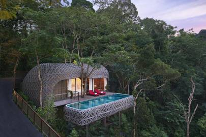Best for: Retreating to the rainforest