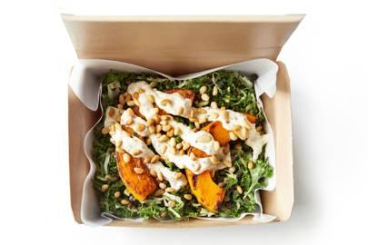 Squash, Sage & Kale Salad, £4.95, Leon