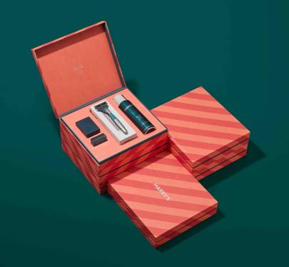 Gifts for him: the shaving gift set