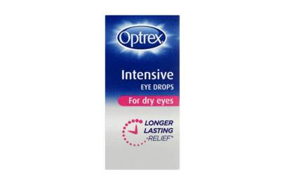 Optrex Intensive Eye Drops, £3.50