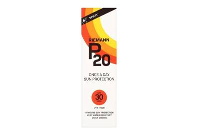 The product: Sunfilter SPF 30, £13.99, P20