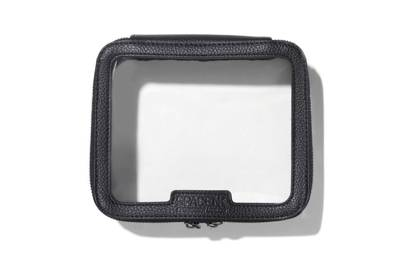 Clear makeup bags