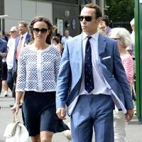 Pippa & James Middleton