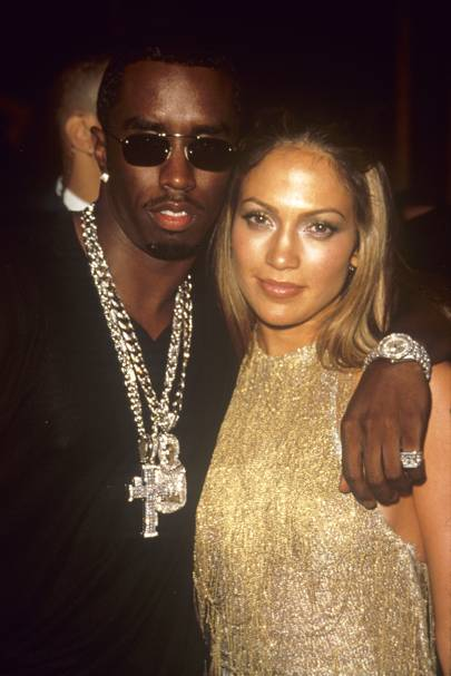 Jennifer Lopez and Sean Combs