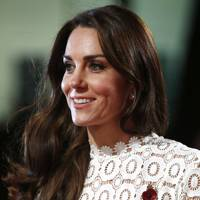 Kate Middleton's princess hair