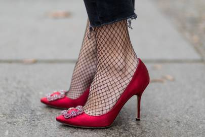 5. Manolo Blahnik pumps