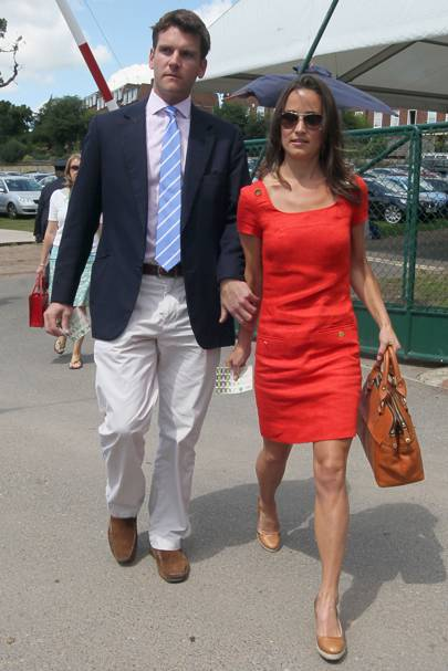 Pippa Middleton & Alex Loudon